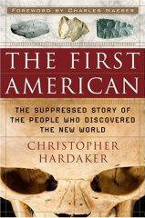 Image of Chris Hardaker book The First American