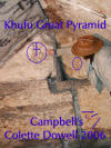 Egypt Khufu Cartouche  Goerlitz Relieving Chambers Campbells Cartouche Das Cheops Projekt Colette Dowell