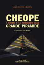 Jean-Pierre Houdin CHEOPE book cover translated from KHUFU Great Pyrammid